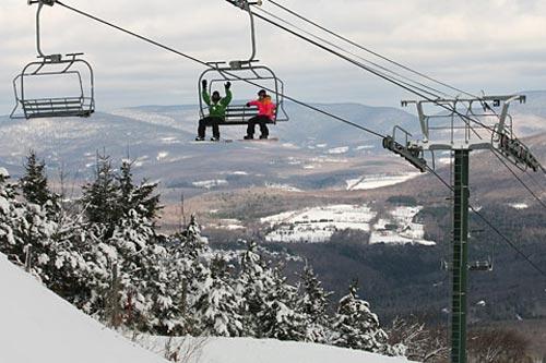 Belleayre Skiing