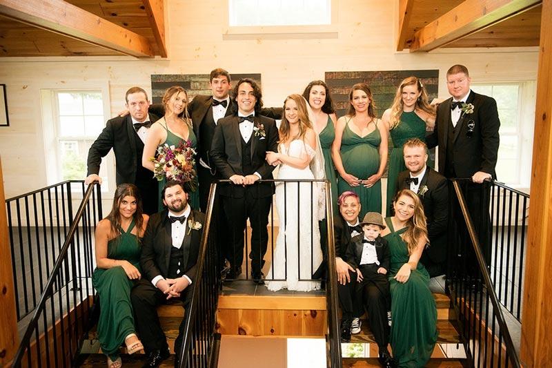 Upstate NY Destination Weddings