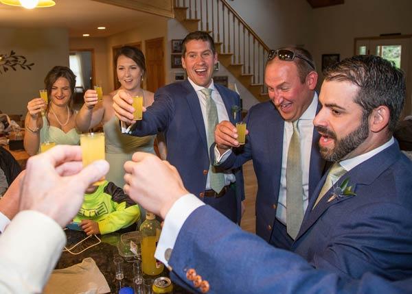 Destination Wedding in the Catskills