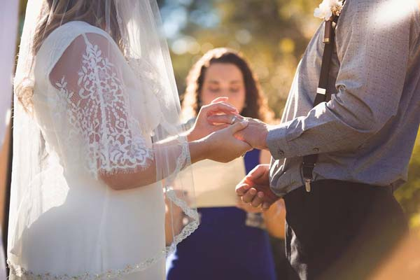 Destination Wedding in the Catskills, NY